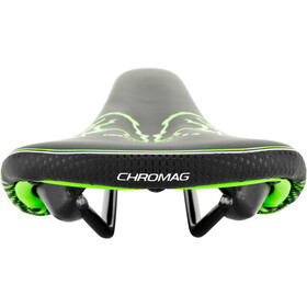 Chromag Trailmaster DT Saddle black/green